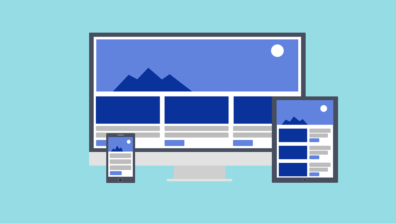 responsive websites web design in Northwood Hills